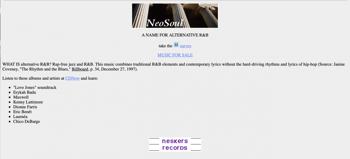 neosoul.com